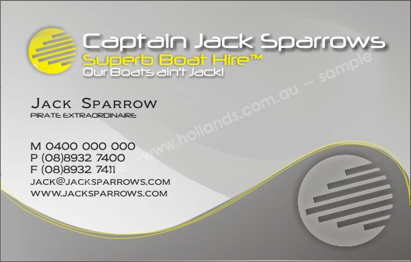 Business Cards: Business Card Template 083 - Business Cards Online