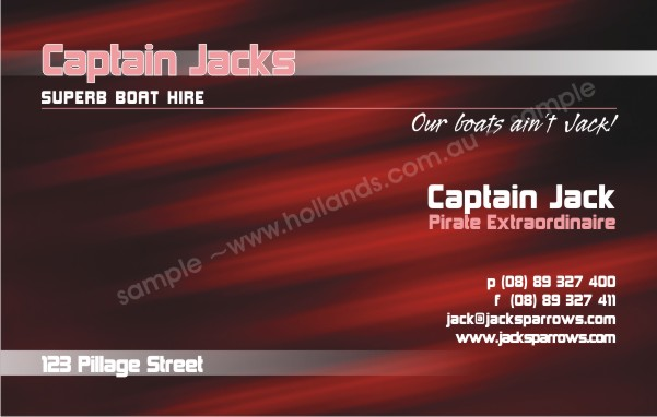 Business Cards: Business Card Template 038 - Business Cards Online