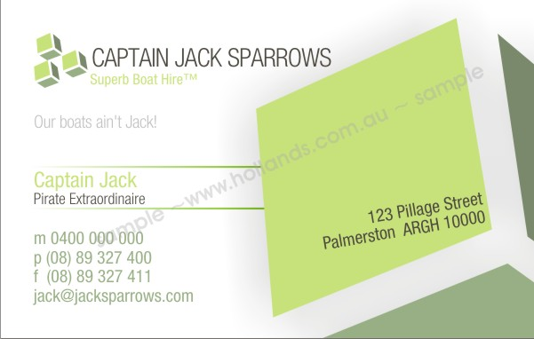 Business Cards: Business Card Template 031 - Business Cards Online